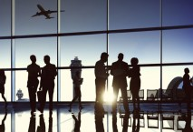 Führungskräfte erwarten mehr Ausgaben für Geschäftsreisen. Foto: Thinkstock