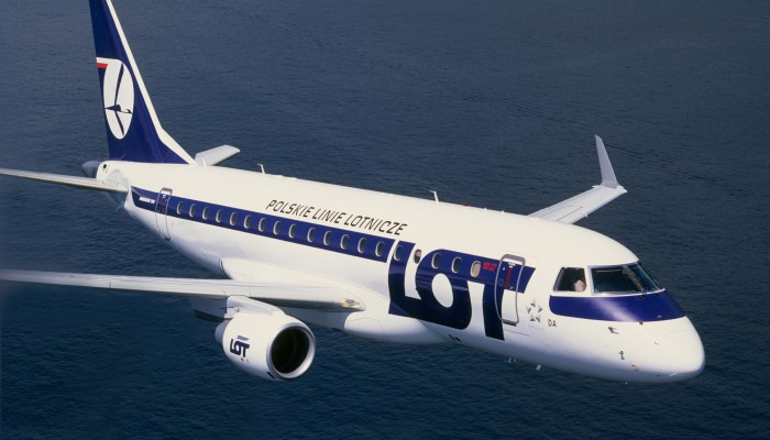LOT Polish Airlines startet im Frühjahr von Nürnberg aus. Foto: LOT