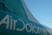 Air Dolomiti serviert Menüs von Spitzenköchen. Foto: Air Dolomiti