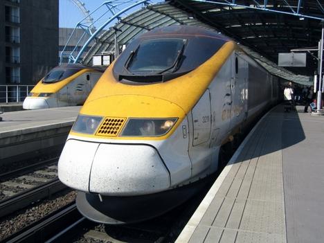 Köln Nach London Zug