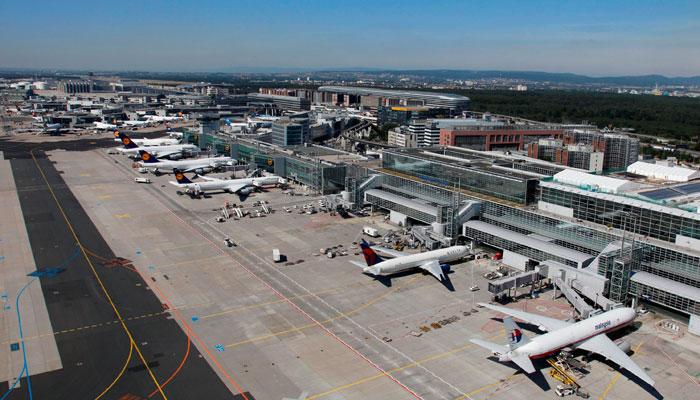 Flughafen Feankfurt