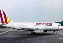 Germanwings Maschine auf Rollfeld