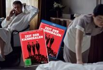 """Devid Striesow in einer Szene aus dem Kinofilm """"Zeit der Kannibalen"""". Foto: farbfilm verleih"""