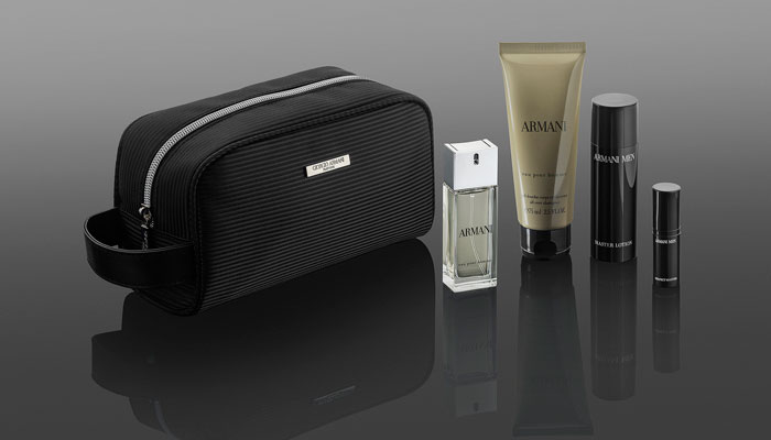 Amenity Kit Qatar Airways First Class
