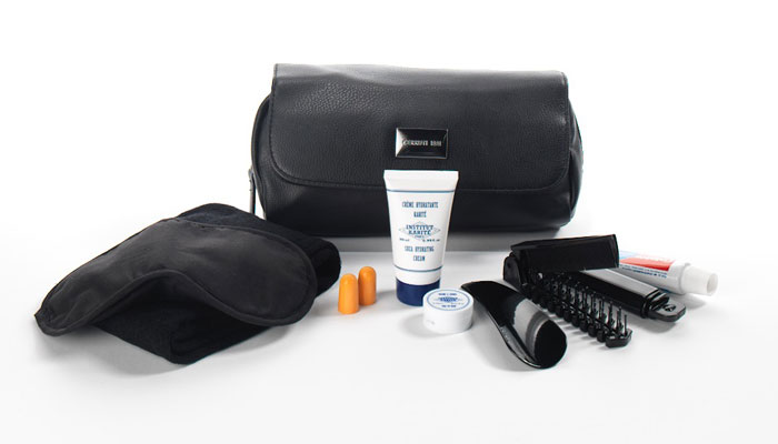 Amenity Kit Turkish Airlines Cerruti