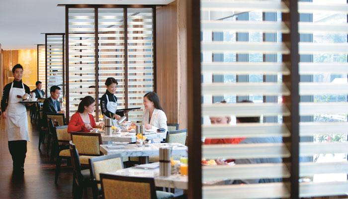 Café Causette Mandarin Oriental Hong Kong