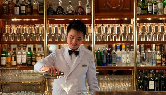 Captain's Bar Mandarin Oriental Hong Kong