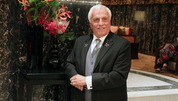 Chief Concierge Giovanni Valenti
