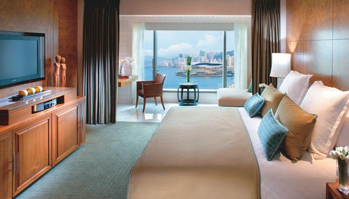 Harbour Room Mandarin Oriental Hongkong