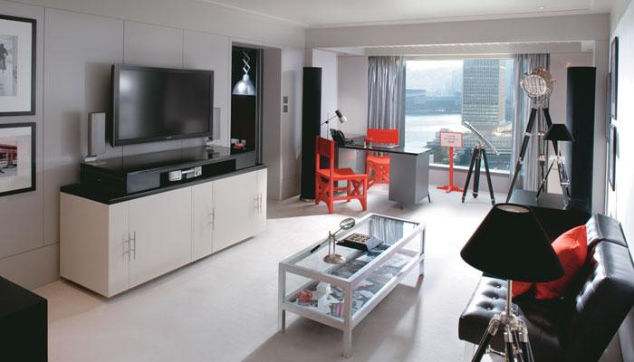 Lichfield Suite Mandarin Oriental Hongkong