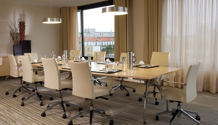 Meeting Room Sheraton Berlin Grand Hotel Esplanade