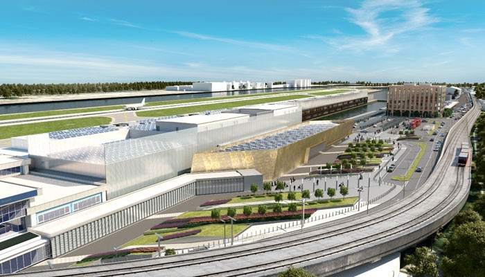 Plan London City Airport