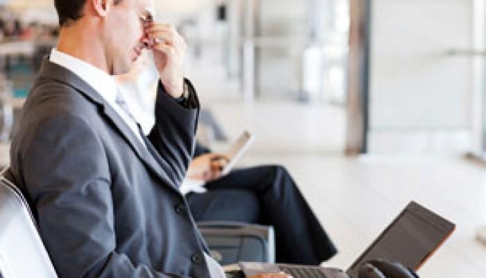 Unternehmen kontaktieren ihre Mitarbeiter nicht immer bei Krisen. Foto: Thinkstock