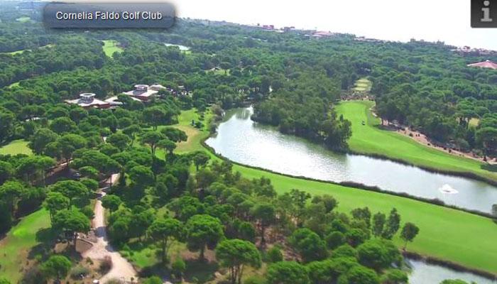 Cornelia Fado Golf Club, Türkische Riviera