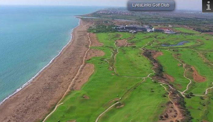 LykiaLinks Golf Club Türkische Riviera