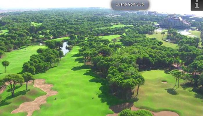 Sueno Golf Club, Türkische Riviera