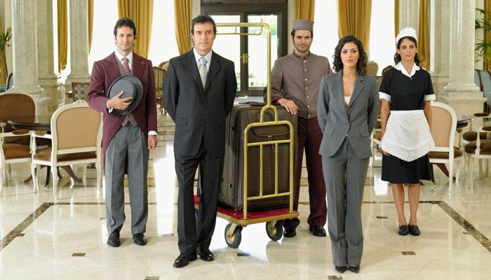 Hotel Receptionist Jobs London
