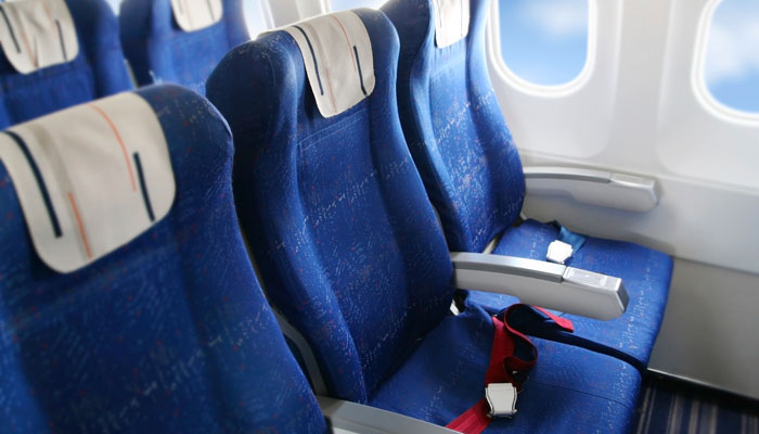 Flugzeugsitze