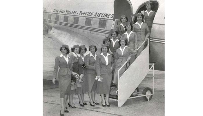 Flugbegleiterinnen Turkish Airlines