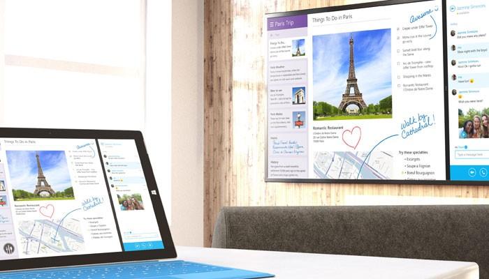 Wireless Display Adapter von Microsoft