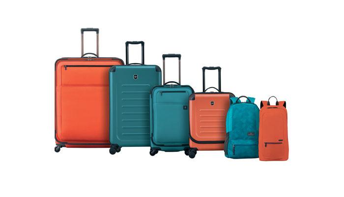 Koffer- und Taschenset von Victorinox