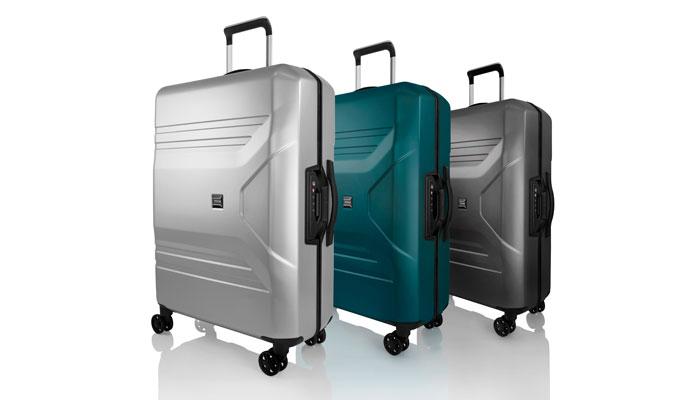 harte schalen diese koffer sind im trend business traveller