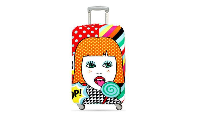 Kofferbezug von LOQI