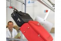 Koffer im Test beim TÜV Rheinland