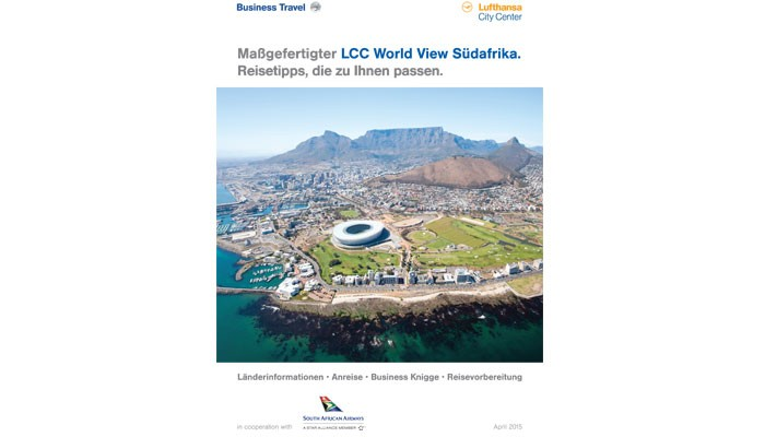 """""""LCC World View Südafrika"""""""