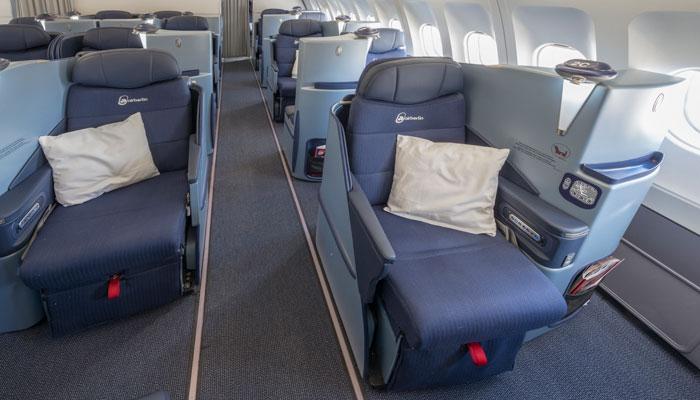 Business Class Airberlin