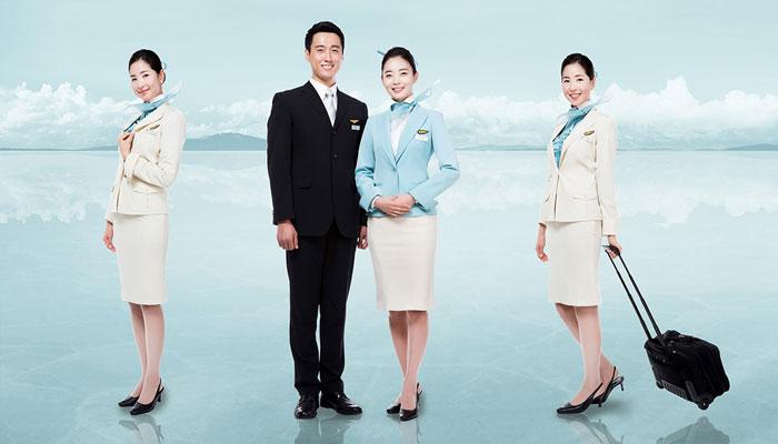 Kabinenpersonal Korean Air