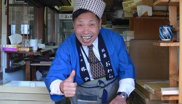 Tokio Koch Daumen hoch