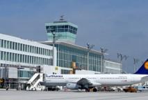 Satellit Terminal 2 Flughafen München