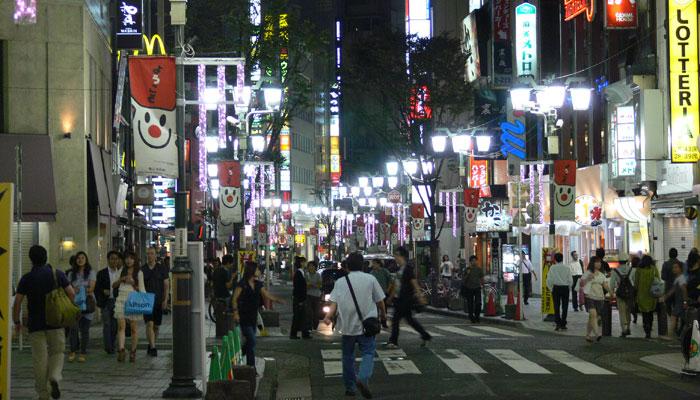 Tokio, Foto: Françoise Hauser