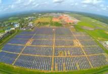 Solarfeld Cochin International Airport