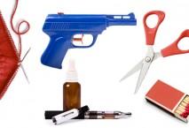 Gegenstände Handgepäck