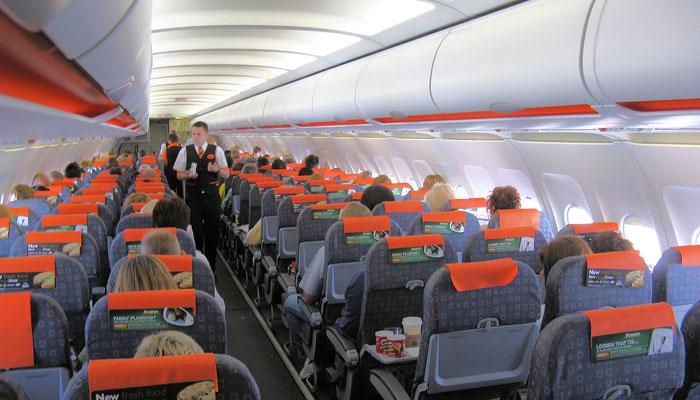 sitzplätze flugzeug abc