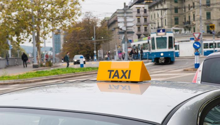 Taxi in Zürich