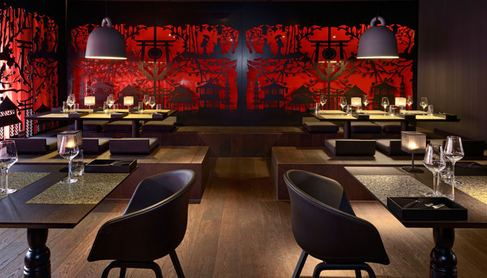 "Restaurant ""Yu Nijyo"""