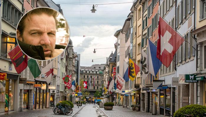 Innenstadt Zürich