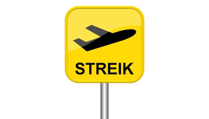 In Europa wird zum Jahresende noch einmal gestreikt. Foto: iStock