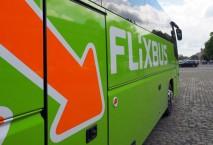 Bus von Mein Fernbus Flixbus