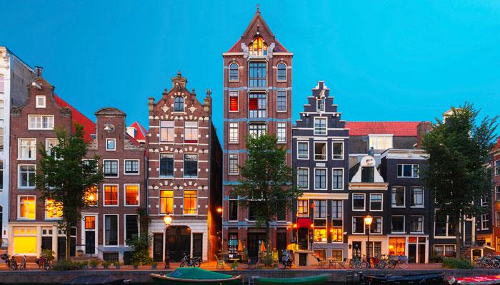 Amsterdam, Foto: iStock