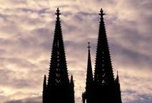 Turmspitzen Kölner Dom