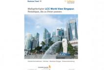 """LCC World View"", Ausgabe Singapur"