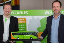 Mein Fernbus Flixbus