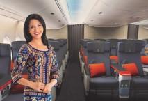 Singapore Airlines punktet nicht nur mit Servicequalität. Foto: Singapore Airlines