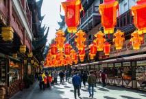 Straße in Shanghai, Foto: iStock