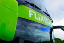 Bus von Flixbus