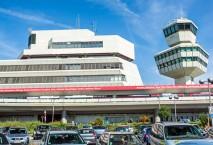 Flughafen In Tegel waren im vergangenen Jahr 29,1 Prozent aller Flüge verspätet oder fielen aus. Foto: iStockBerlin Tegel